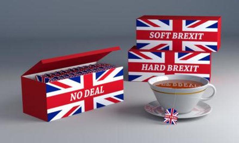 Británie stříhá metr do Brexitu