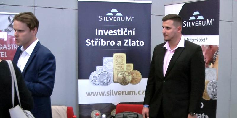 Veletrh Investor – Sběratel, co bylo k vidění