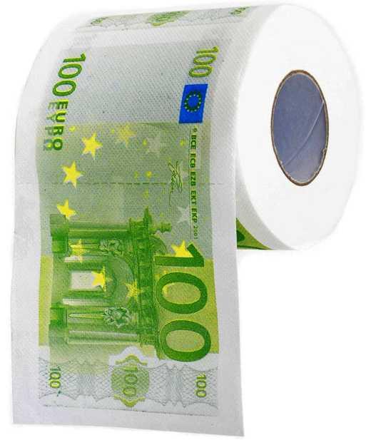 Evropská inflace konečně roste