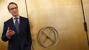 Odstupuje šéf Bundesbanky